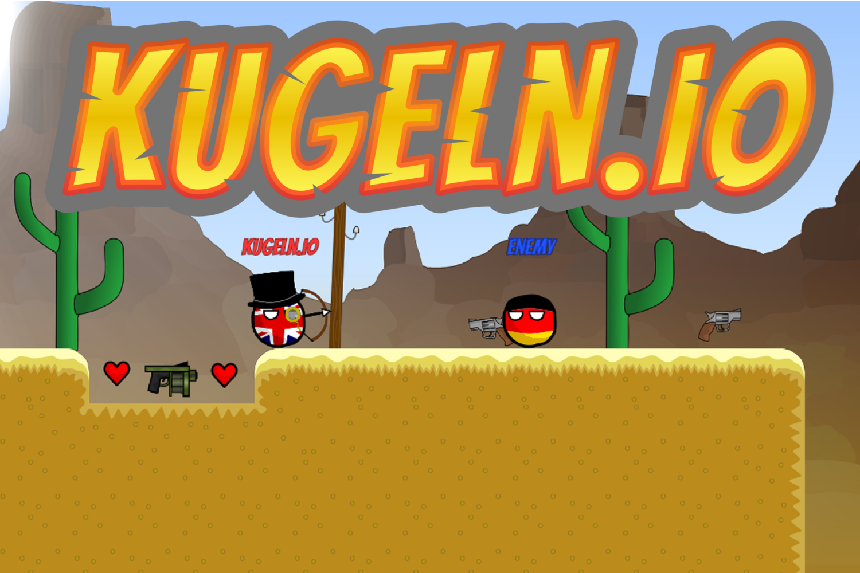 Kugeln Io A Cute Online Multiplayer Shooter Game